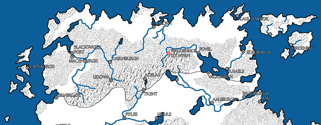 Hadyrland w Cities