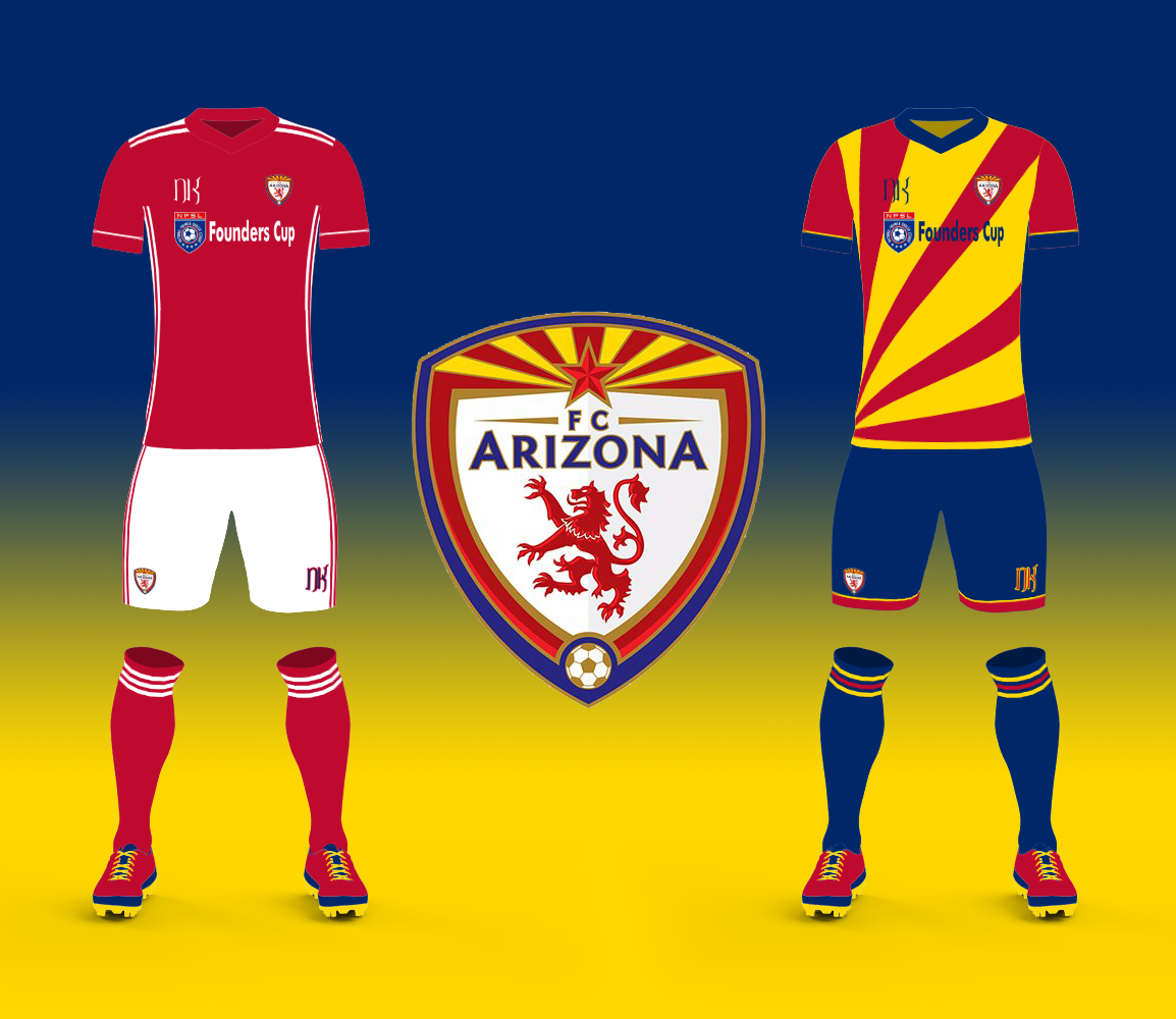 61a9946a6 Football Club Arizona