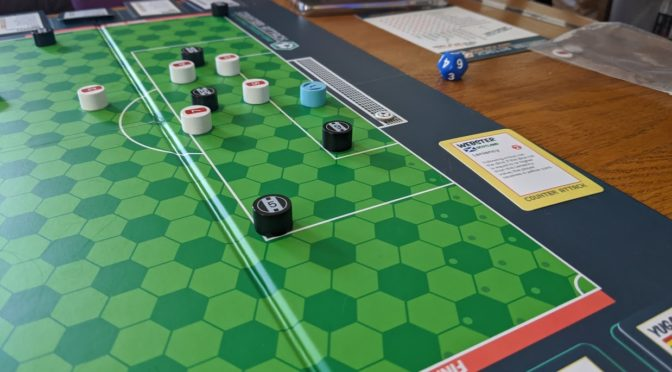 Counter Attack: The Soccer Board Game